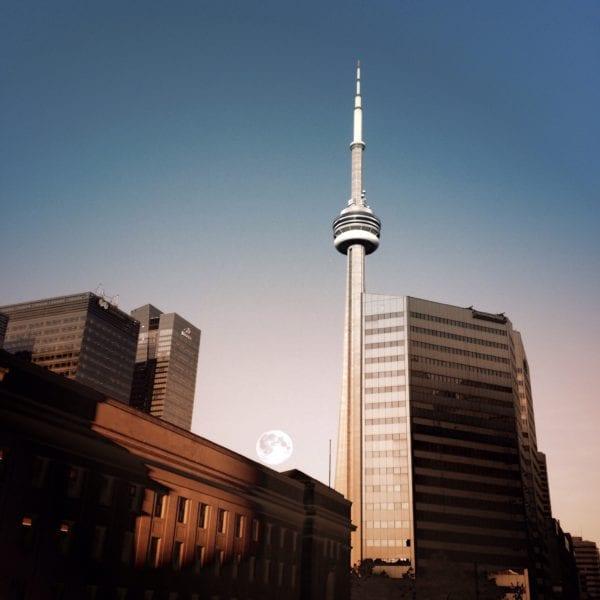 getting around Toronto