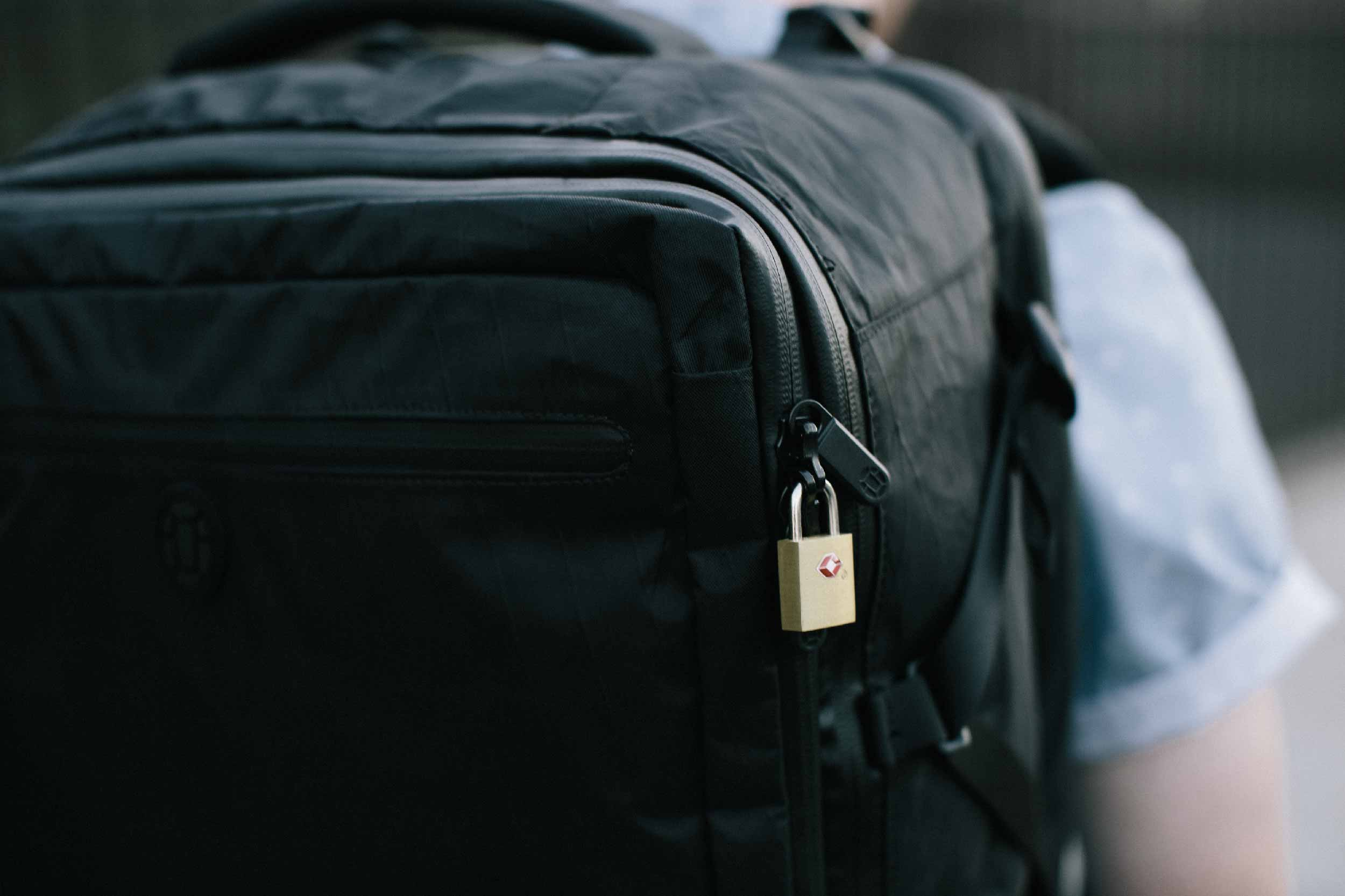 Backpack Security Packing A Theft Proof Wiring Money Safety