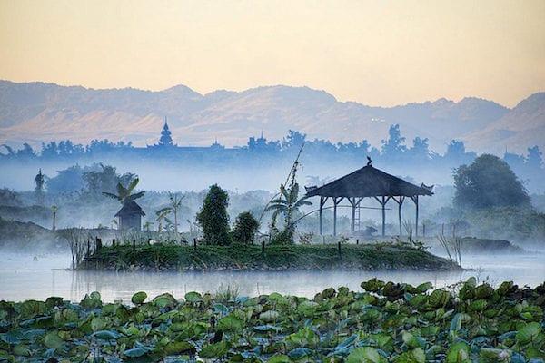 Burma accommodation