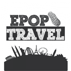 The Extra Pack of Peanuts Travel Podcast logo