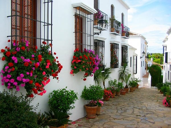best places to stay in spain