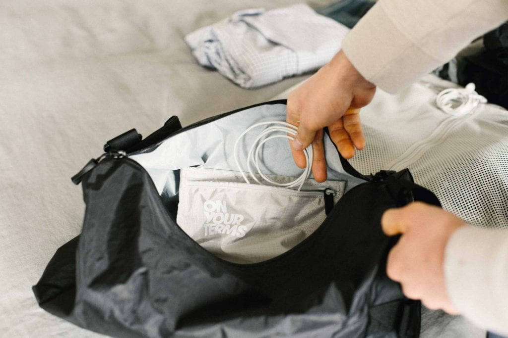 afefb763d How to Pack 5 Common Personal Items For Your Flight - Tortuga Backpacks Blog
