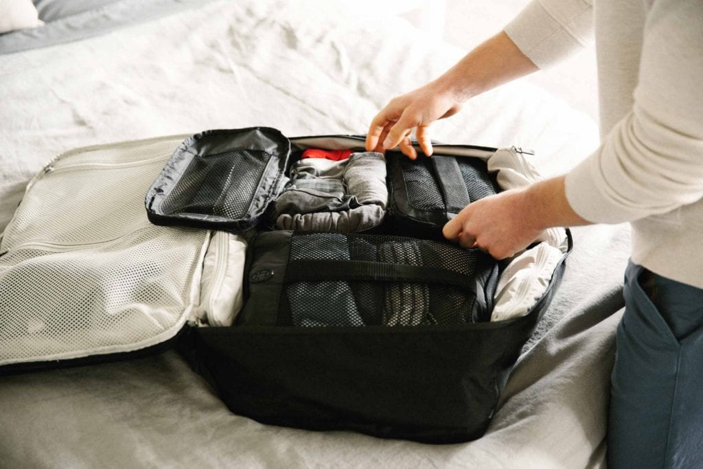 Folding vs. Rolling Clothes for Packing  Which is Better  4a30f75265