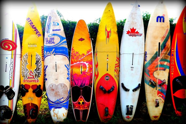 surfboard travel